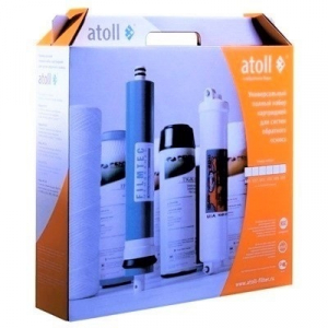 Полный набор картриджей Atoll 102