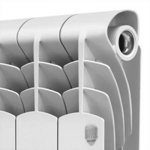 Биметаллический радиатор Royal Thermo Revolution Bimetall 500 (4 секции)