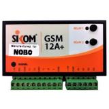 Блок управления удаленной работы Nobo SIKOM GSM