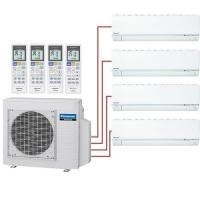 Мульти сплит система Panasonic CS-E7RKDWх3+CS-E12RKDW/U-4E23JBE