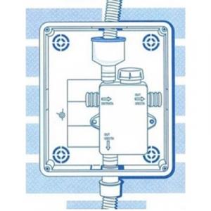 Сифон для дренажа кондиционера Vecam